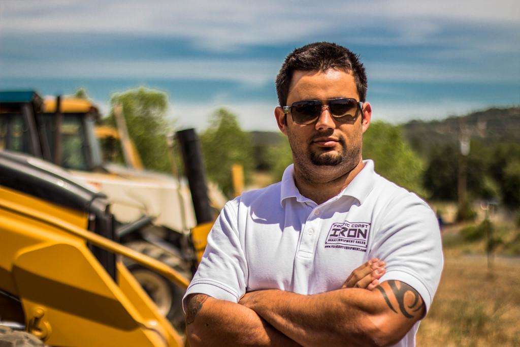 Adam Murray - Pacific Coast Iron
