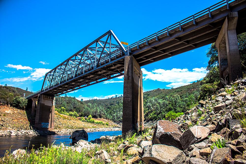 Salmon Falls Rd Bridge – El Dorado Hills CA