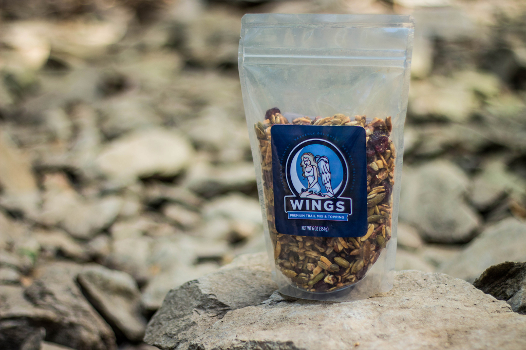 Wing Nuts Trail Mix