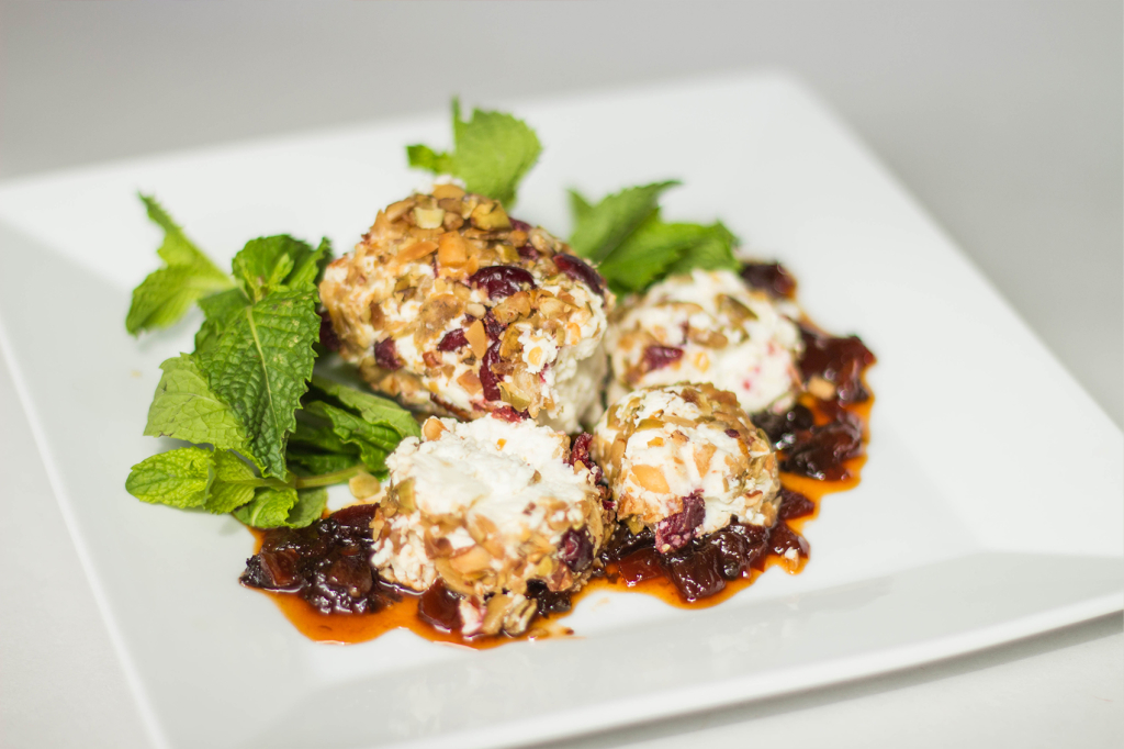 Wings Goat Cheese Roll