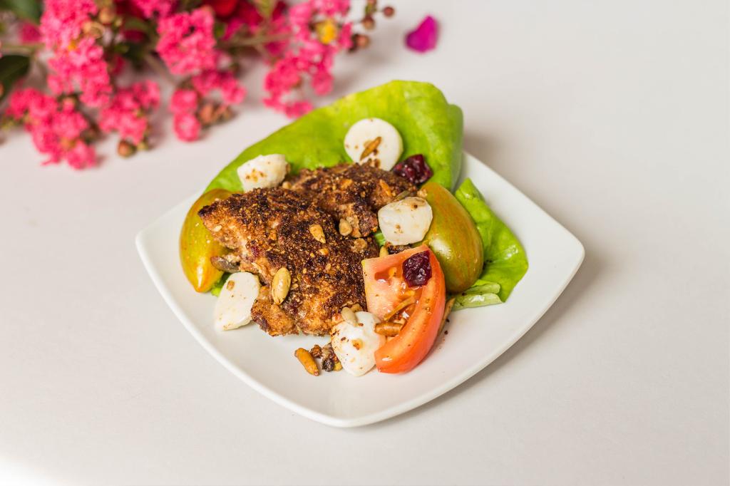 Wings Chicken Tender Appetizer Crisper Salad